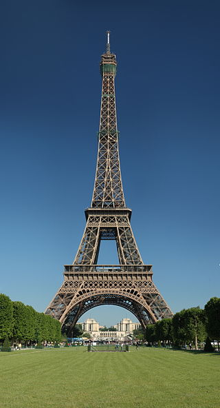 """""""Tour Eiffel Wikimedia Commons"""" by Benh LIEU SONG - Own work. Licensed under CC BY-SA 3.0 via Commons - https://commons.wikimedia.org/wiki/File:Tour_Eiffel_Wikimedia_Commons.jpg#/media/File:Tour_Eiffel_Wikimedia_Commons.jpg"""