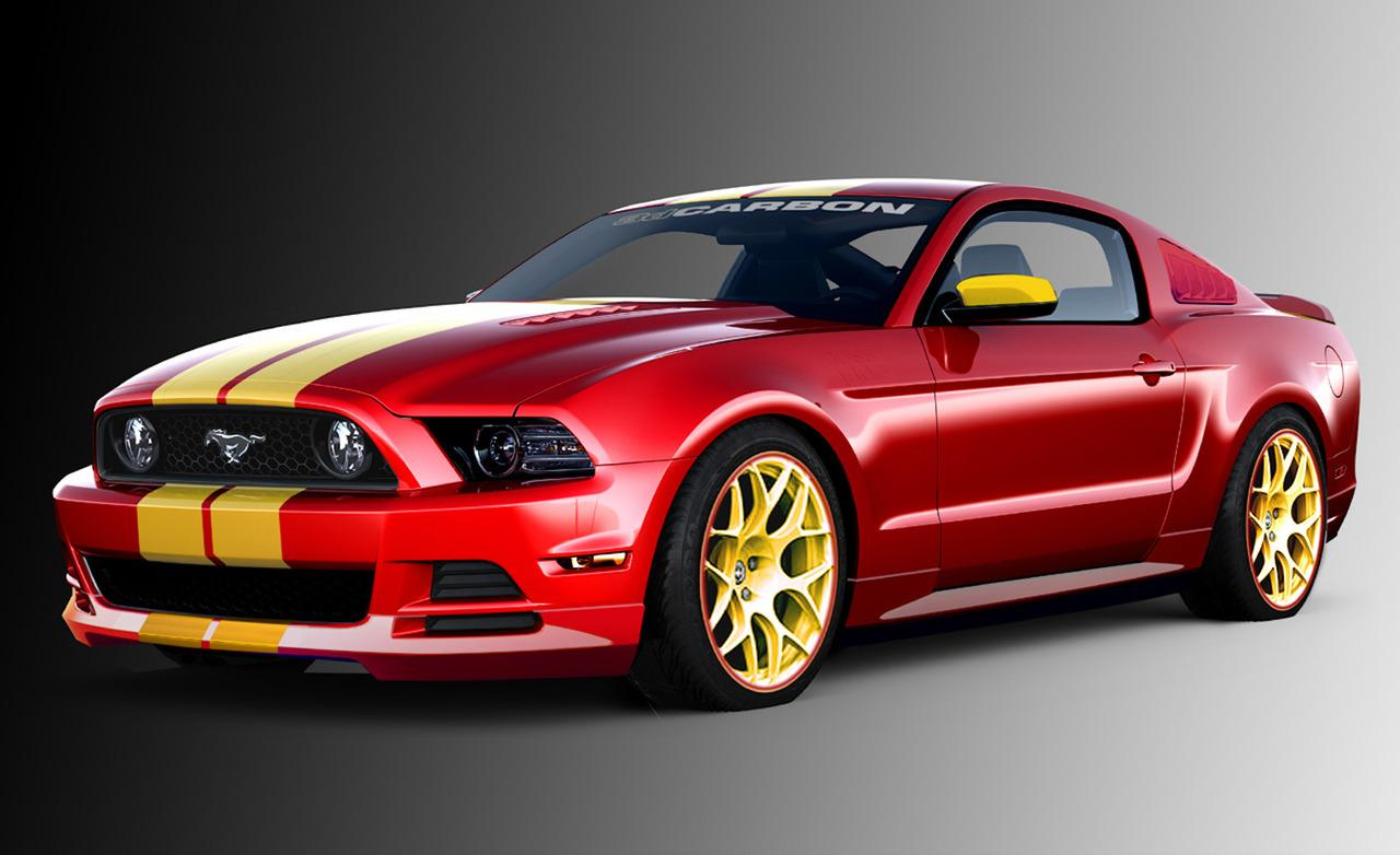 imagenes de coches - ford mustang