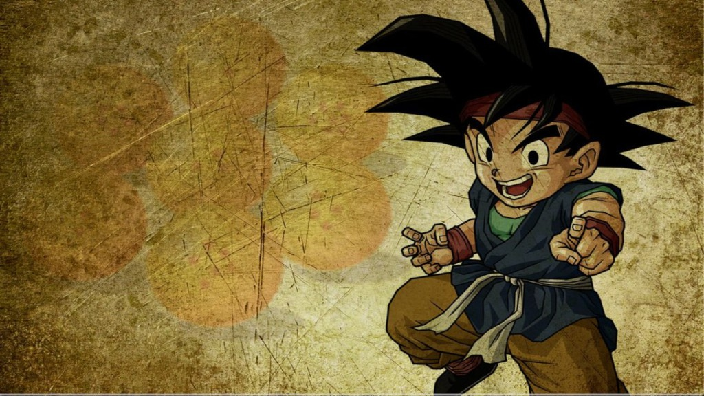 imagenes de anime 6 - dragon ball - goku