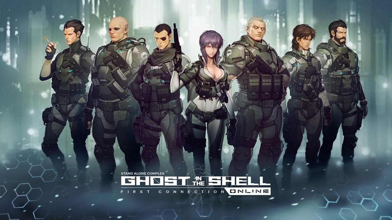 imagenes de anime 7 - ghost in the shell