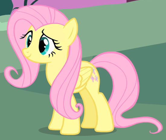 my little pony 14 - personajes fluttershy