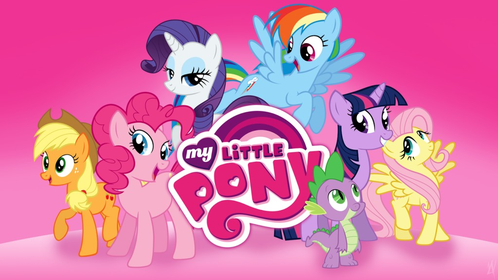 my little pony 4