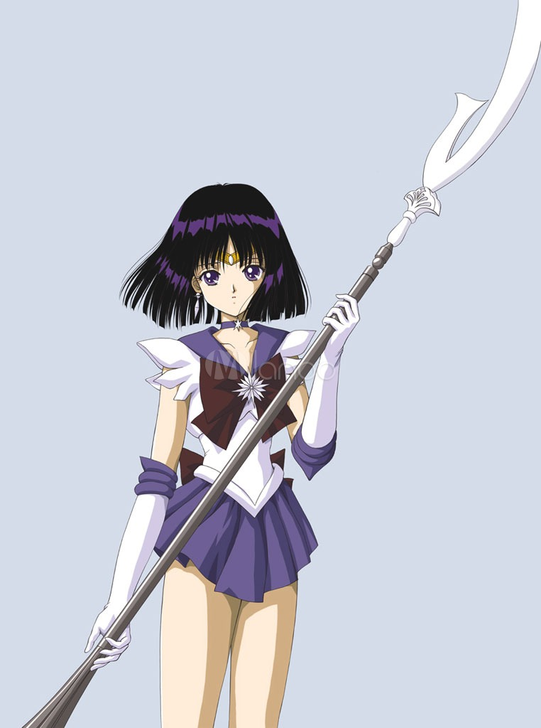 imagenes de sailor moon 9 - sailor saturn